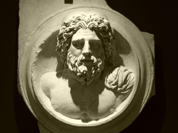 Antikes Marmor-Relief, Aquileia